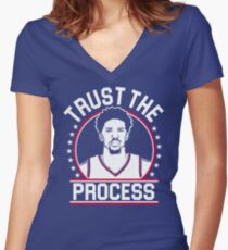 TTP Throwback 2 Women's Fitted V-Neck T-Shirt