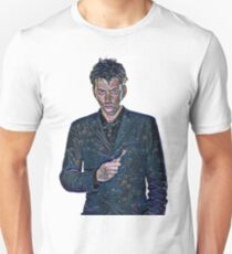 Tenth Doctor - Doctor Who Unisex T-Shirt