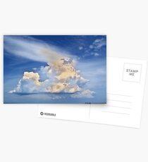 God's Eye View Postcards