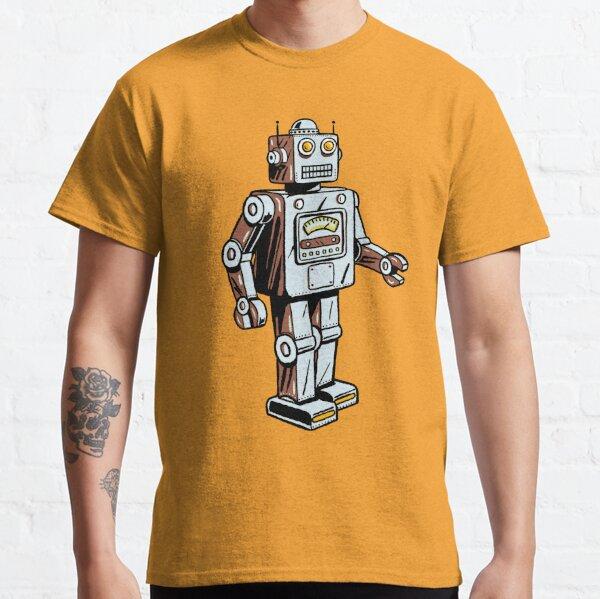 Retro Toy Robot Classic T-Shirt