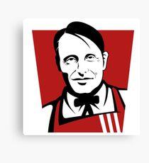 Hannibal KFC Canvas Print