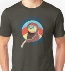 Keepin' It Real Slow Sloth Unisex T-Shirt