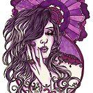 Crown Chakra by Lynette K.