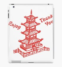 Chinese Food Take Out iPad Case/Skin