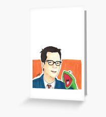 Weezer Greeting Card