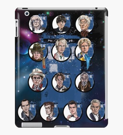 No Sir, All Thirteen iPad Case/Skin