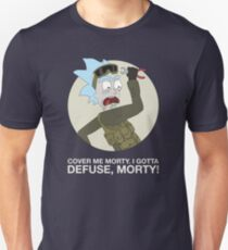 Rick and Morty in CSGO [Rick Sanchez] T-Shirt