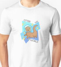 Otter This World Unisex T-Shirt
