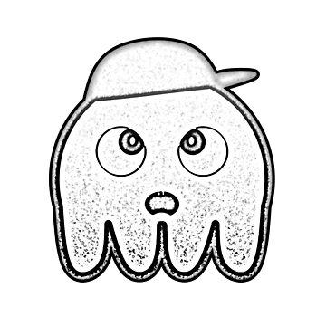 Vintage Squid by untamedcow