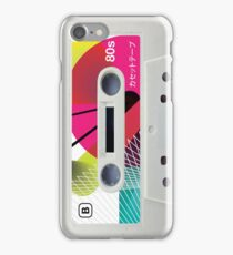 Retro Cassette Tape ~ Japanese 01 iPhone Case/Skin