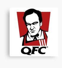 Tarantino KFC Canvas Print