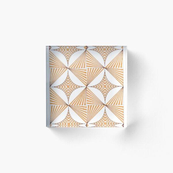 Valencia Acrylic Block
