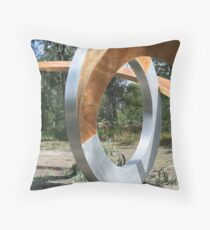 paranoid Throw Pillow
