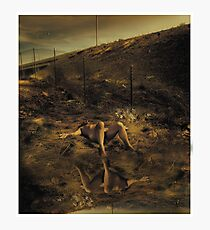 Death of a salesman Photographic Print