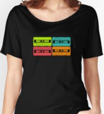 Tape It Women's Relaxed Fit T-Shirt
