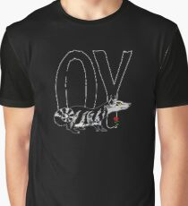 OY - Dark Tower Series - VERSION 2 (For Dark Colours) Graphic T-Shirt