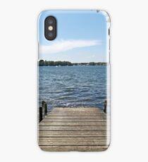 Ab ins Wasser iPhone Case/Skin