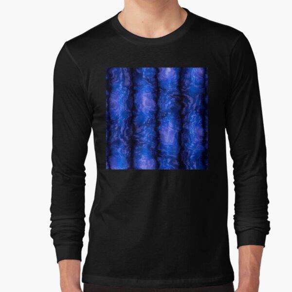 Azure Tapestries 4 Long Sleeve T-Shirt