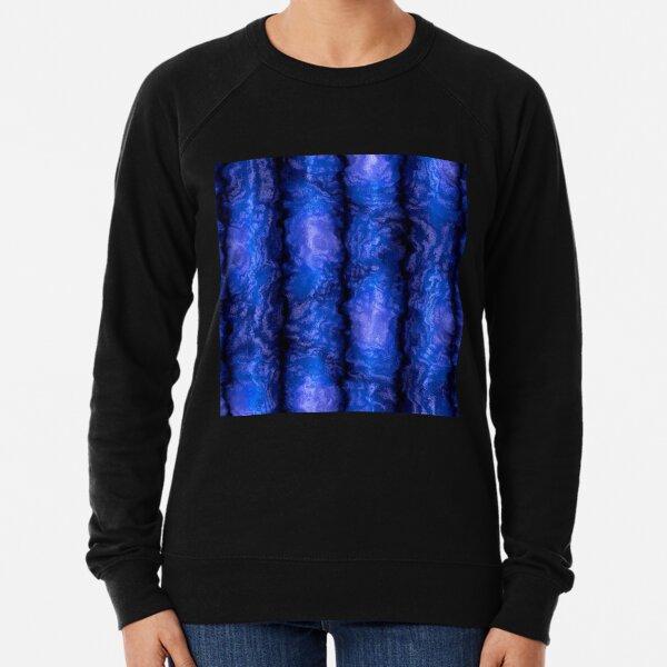 Azure Tapestries 4 Lightweight Sweatshirt