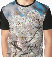 Ueno Cherry Blossoms Graphic T-Shirt