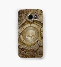 Only in a Harley Davidson Samsung Galaxy Case/Skin