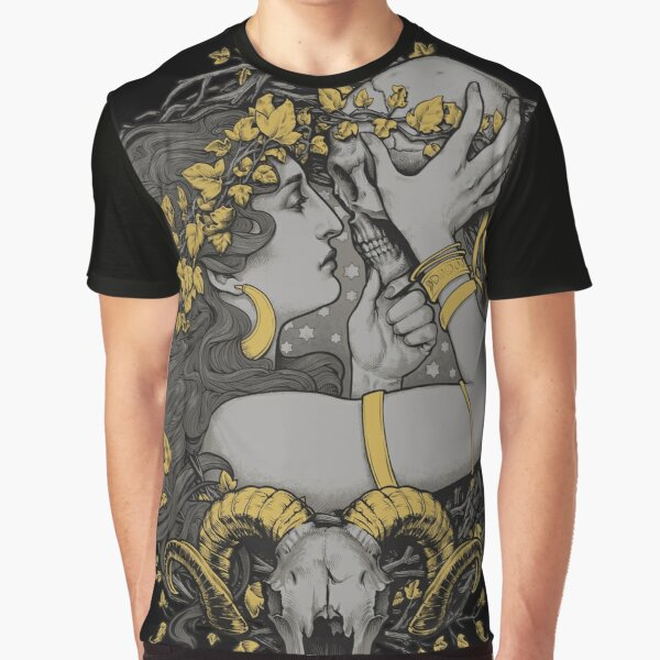 THE WITCH Graphic T-Shirt