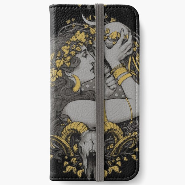 THE WITCH iPhone Wallet