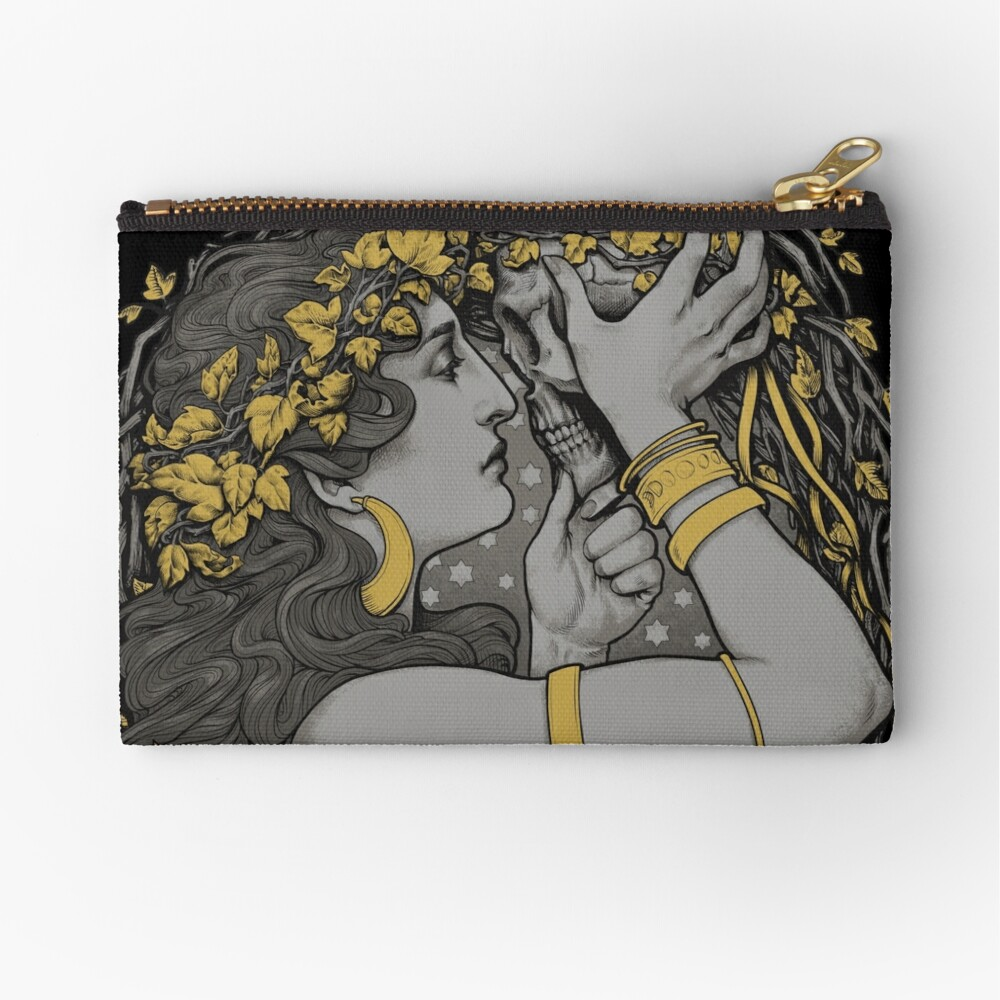 THE WITCH Zipper Pouch