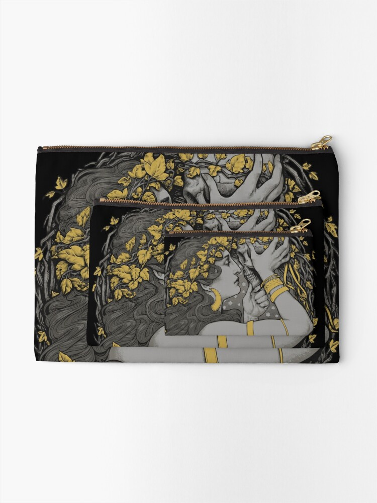 Alternate view of THE WITCH Zipper Pouch