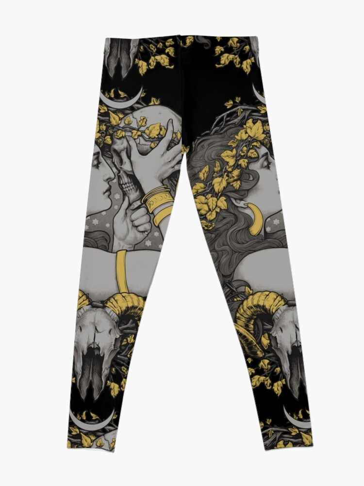 Alternate view of THE WITCH Leggings