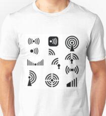 Radio waves T-Shirt