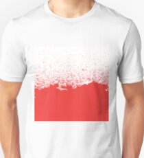 blood splatter Unisex T-Shirt