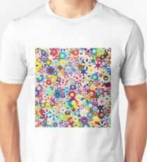 Takashi Murakami Shangri-la Shangri-la Shangri-la Unisex T-Shirt