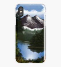 Mountain Scene iPhone Case/Skin