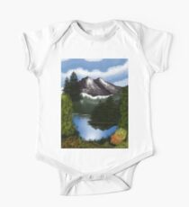 Mountain Scene Kids Clothes