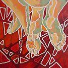 Four Feet by Ronald Wigman