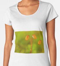 moss spores Women's Premium T-Shirt