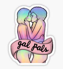 Gal Pals Sticker