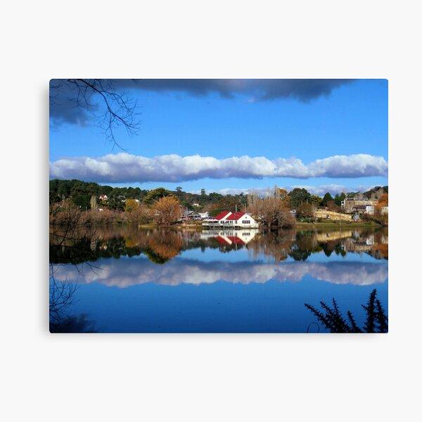 Lake Daylesford Canvas Print