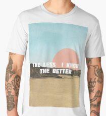 The Less I Know The Better Men's Premium T-Shirt