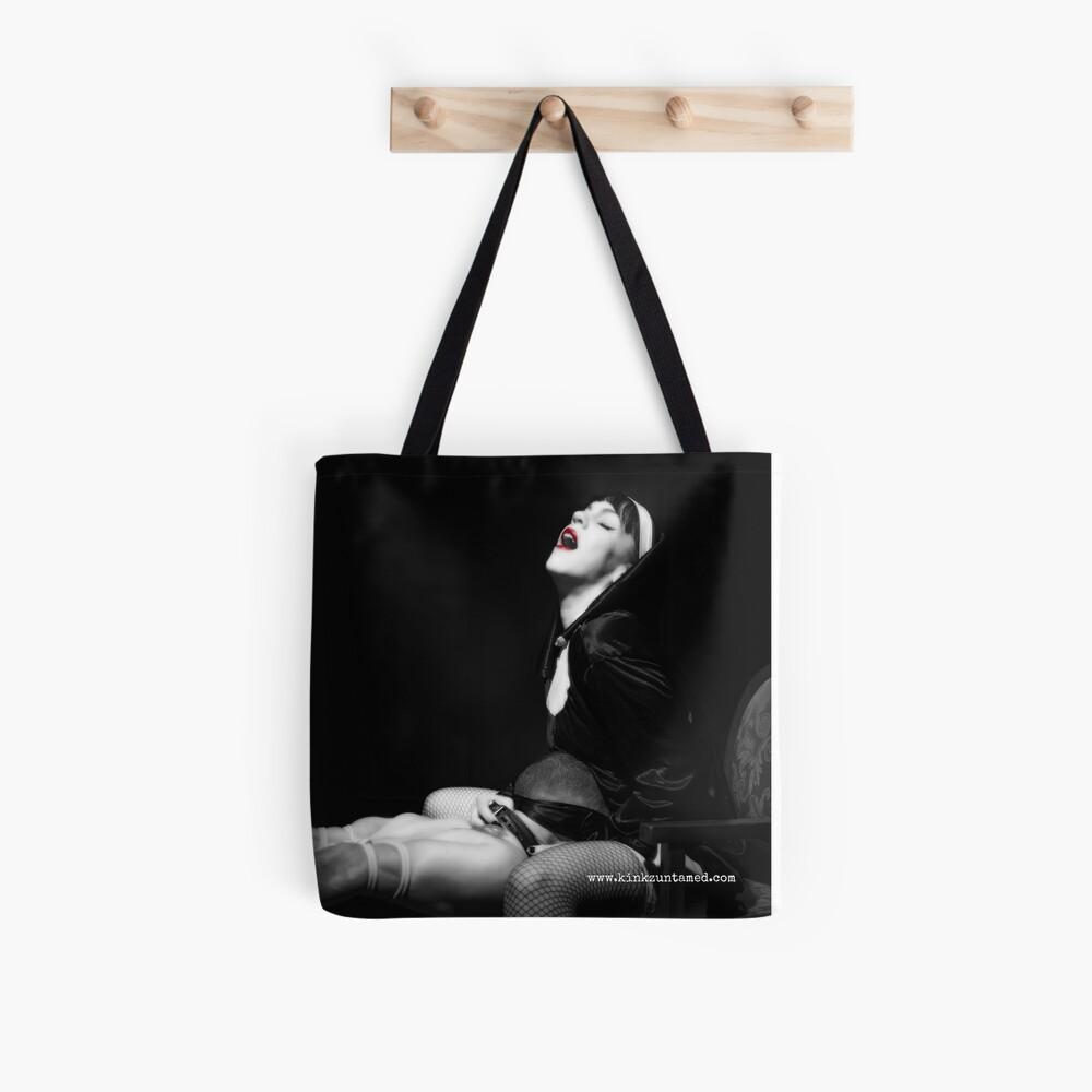 Closer To God (John 6:56) Tote Bag
