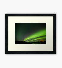 Northern Lights 5 Framed Print