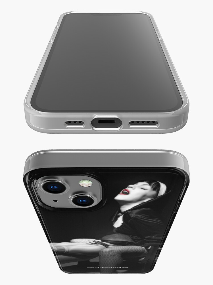 Alternate view of Closer To God (John 6:56) iPhone Case