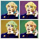 Miss Babs Pop Art by BigFatArts