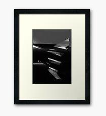 Futurism vs. Passeism II Framed Print