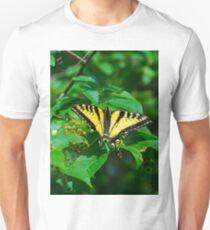 Eastern tiger swallowtail  T-Shirt