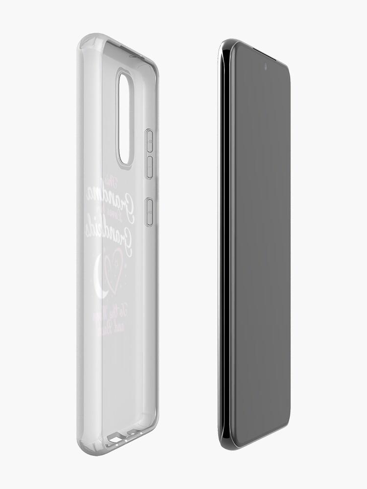 Alternate view of THIS GRANDMA LOVES HER GRANDKIDS Case & Skin for Samsung Galaxy