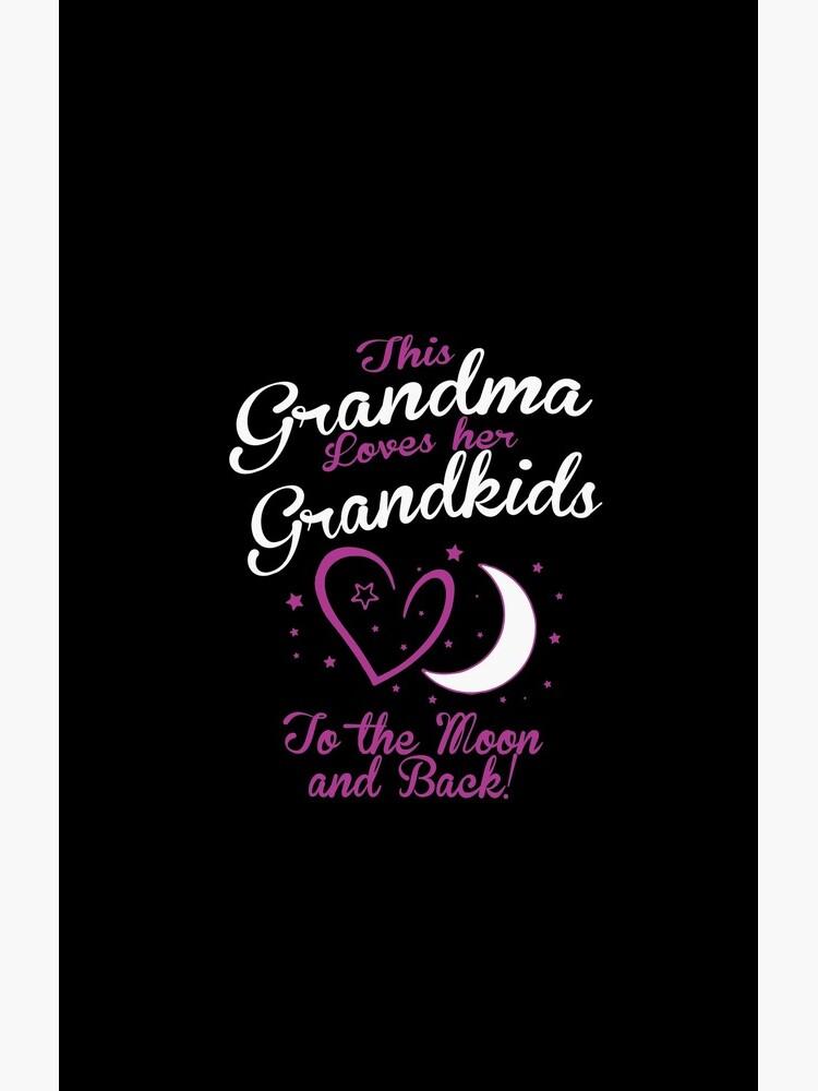 THIS GRANDMA LOVES HER GRANDKIDS by antipatic