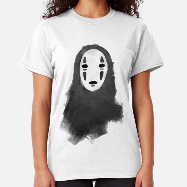 No Face Inspired Classic T-Shirt