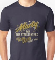 BTTF - Marty and the Starlighters  T-Shirt